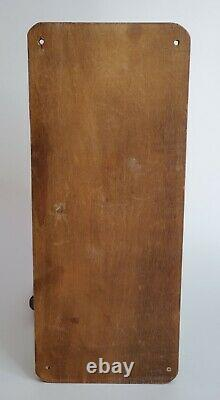 Vintage Coffee Grinder Wall Mount, Very Good Condition See Pics