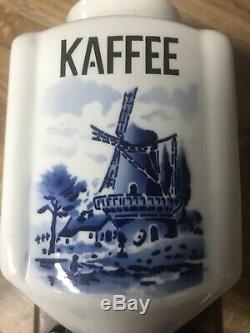 Vintage Coffee Kaffee Grinder Wall Mount