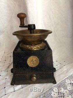 Vintage Coffee grinder Kenrick No. 1