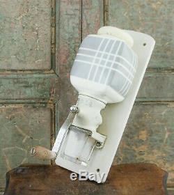 Vintage Coffee grinder PeDe wall Mounted Mill Moulin cafe Kaffeemuehle