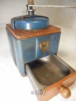 Vintage French Peugeot Freres Coffee Grinder ref 4240