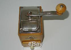 Vintage German Zassenhaus Mocha Coffee Grinder
