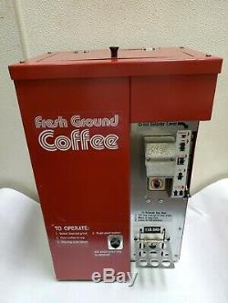 Vintage Grindmaster Model 550 Commercial Coffee Bean Grinder Clean