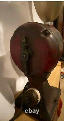 Vintage Hobart Coffee Grinder- likely from the 1920's (WORKING CONDITION!)