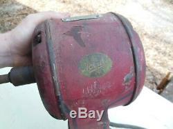 Vintage Hobart Electric Coffee Grinder Model 2020 No. 478211 Motor Works