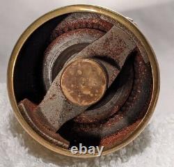 Vintage KYM Brass German Coffee Grinder