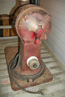 Vintage Ornate Universal Coffee Grinder E960 / Landers Frank & Clark 110v