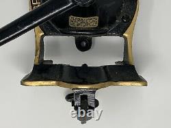 Vintage Spong & Co. Ltd England No. 3 Coffee Grinder MILL