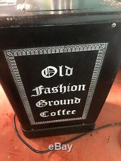Vintage Working Grindmaster 490-OF Commercial Coffee Grinder
