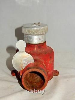 Working! Antique 1911-1913 Steiner Mfg Co Industrial Coffee Grinder Style #70b