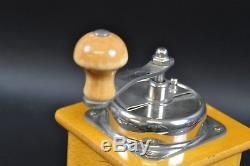 Zassenhaus alte Kaffeemühle Top Zustand Vintage Coffee grinder 14EZA